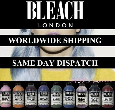 Bleach London Super Cool Colours Semi Permanent Hair Dye