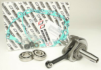 Wiseco Crankshaft/Gaskets/Bearings/Bottom End Rebuild Kit TRX400EX 99-04 WPC131A