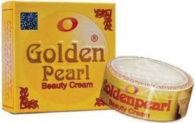 Golden Pearl Beauty Whitening Cream Anti Aging, Pimple, Spots,w/ Free Face Wash