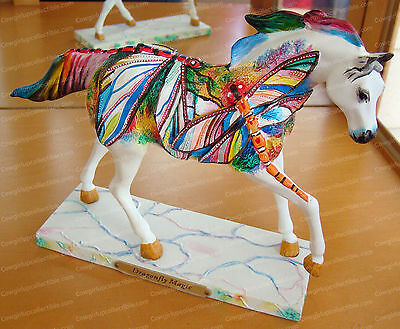 4018390 - DRAGONFLY MAGIC (Artish Signed No. 20 of 75) 1E/0044 (Painted Ponies)
