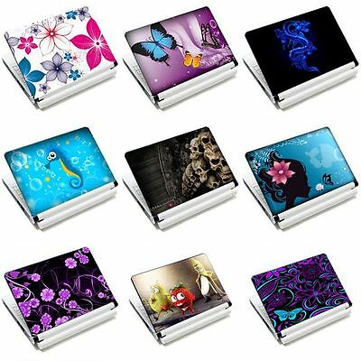 """CUTE 14"""" 15"""" 15.6"""" LAPTOP NOTEBOOK SKIN STICKER COVER For HP TOSHIBA ACER DELL"""