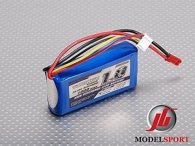 Turnigy 1000mAh 3S 11.1V  Lipo Battery 3 cell for Rc Car Plane Helicopter