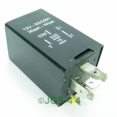 Land Rover Defender Windscreen Wiper Intermittent Delay Relay - AMR2341