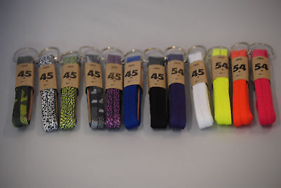 Nike Shoe Laces flat & oval multiple Colors & Sizes to pick
