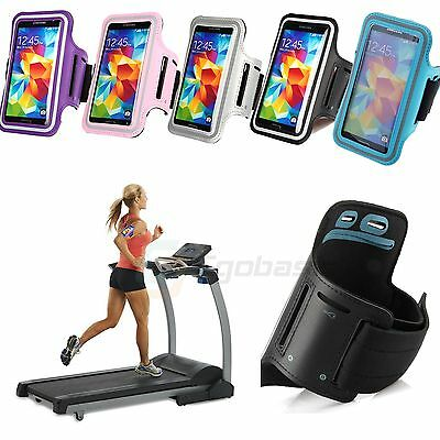 Neoprene Workout Sports Running Armband Case Cover for Samsung Galaxy S5 G900