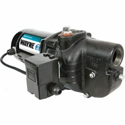 Wayne SWS50 - 1/2 HP Cast Iron Shallow Well Jet Pump