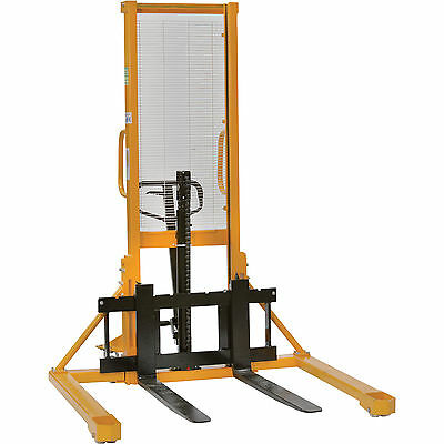 Northern Straddle Leg Stacker-2200-lb Cap 63in Max. Height #STF-2200MS63