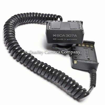 Metz SCA 307A Module Extension Cord #5499 - OFF SHOE CONTROL FOR BRACKET MOUNTS