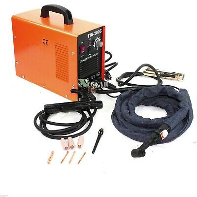 TIG 200 AMP 220v DC Inverter MMA Welding Machine Stainless /Carbon Steel Welder