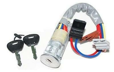 Citroen Saxo Ax Peugeot 106 Ignition Switch Steering Barrel Lock With Keys 6Pin