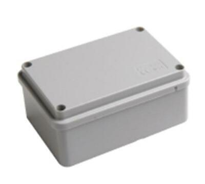 PVC Adaptable IP56 Junction Box 120 x 80 x 50mm Outdoor Waterproof Enclosure