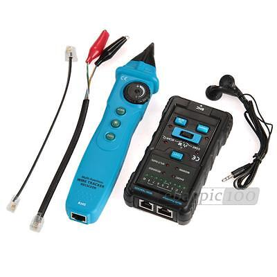 Phone Network Circuit Cable USB RJ11 RJ45 Wire Line Finder Tracker Tester