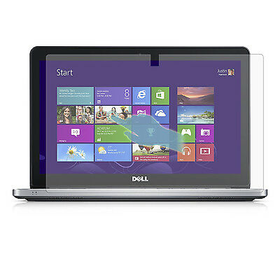 "Set of 2 Dell Inspiron 15 7000series 15.6"" Touch Screen Protector"