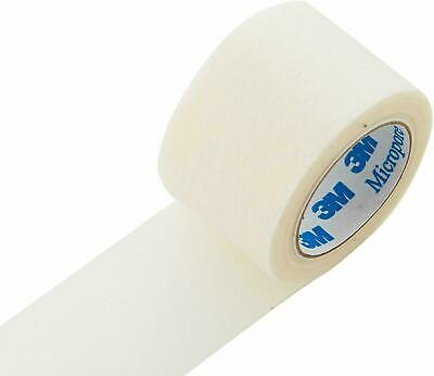 MICROPORE 3M SURGICAL TAPE 2.5cm X 9.1 Mtr. QUALITY BRAND*CHEAPEST ON EBAY*