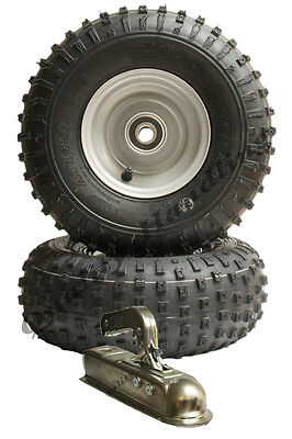 ATV trailer kit - Quad trailer kit - wheels with bearings 150kg