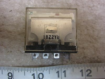 Omron LY4N-D2 14-Pin 24VDC Coil Relay, Used