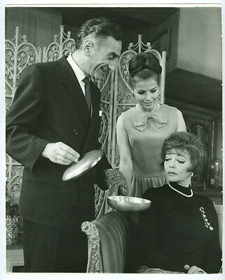 SYLVIA SIDNEY rare original theater photo 1967 BAREFOOT IN THE PARK