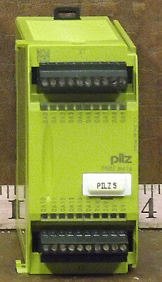 1 Used Pilz Pnozmc1P Diagnostic/auxiliary Relay ***make Offer***