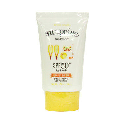 [ETUDE HOUSE] Sun Prise All Proof - 50g (SPF50+ PA+++)