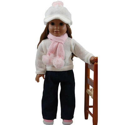 The Queen's Treasures 18-inch Doll Clothes - Casual Jean Outfit