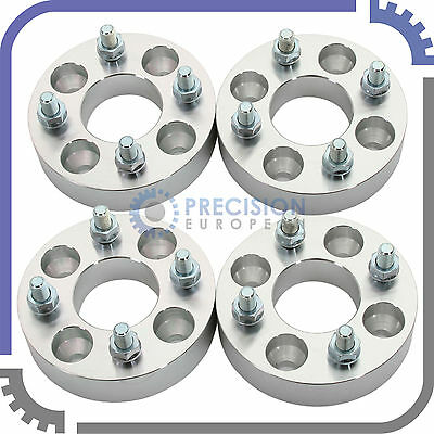 """4pc 2"""" Thick (50mm) Wheel Spacers 