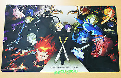 B491 Free Mat Bag Kingdom Hearts Playmat Large Game Mouse Pad Yugioh Play Mat