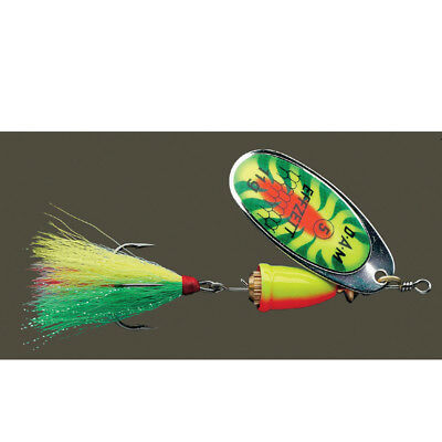 DAM Effzett Spinner Executor dressed Fire Shark 3-11 g