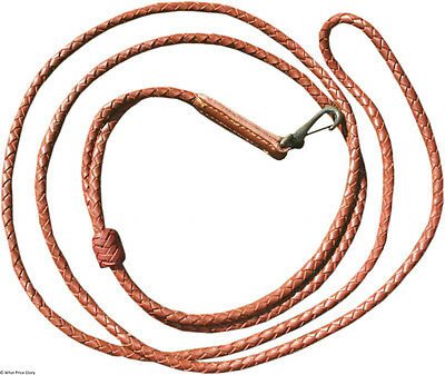 M1905 Officers Leather Lanyard for Colt  45 Auto Cavalry Pistol