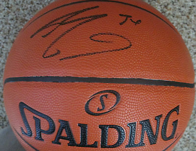 SHAQUILLE ONEAL SIGNED Replica Spalding NBA Basketball SHAQ ... 214aa7650
