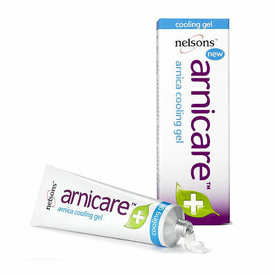 Nelsons Arnicare Cooling Gel 30g - Grapefruit Oil & Menthol - Soothing  Arnica