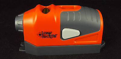 Laser Leveler w/Bubble Levels ~ For Carpentry, Flooring, Decorating, Pictures
