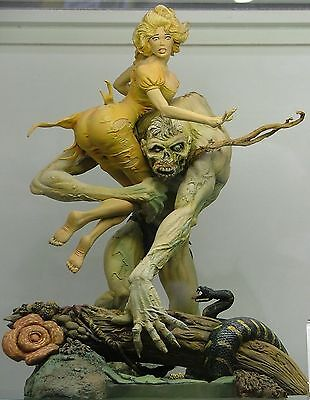 ReelArt Studios By WILLIAMS Stout's NEW!! NUMBER ONE STATUE MAQUETTE Bust 2006