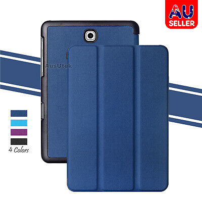 Premium Flip Smart Cover Case Stand for Samsung Galaxy Tab S2 8.0 9.7 S4 10.5