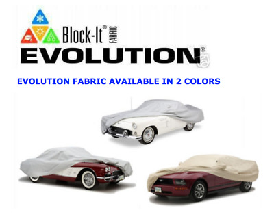 COVERCRAFT Dustop™ indoor CAR COVER custom made 1969-1970 Ford Mustang FASTBACK