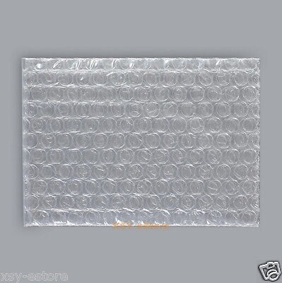 """10 Clear Bubble Pouches Envelope Packing Bag 6"""" x 8""""_150 x 200mm for DVD Packing"""