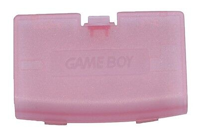 Cache Pile Rose transparent Fuchsia - NEUF - Game Boy Advance - Gameboy GBA