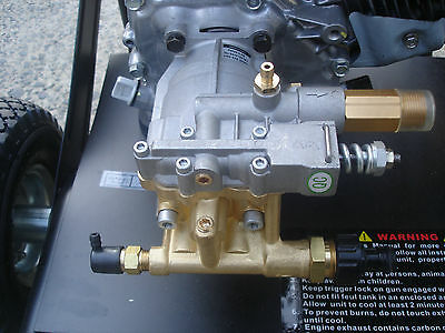 New High Pressure Washer Water Pump 4800 Psi Max Triple Piston  Axial Pump