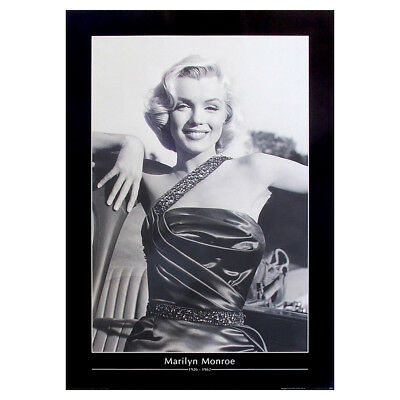 Marilyn Monroe Poster. Model Actress Marilyn LARGE  Vintage Print Cool Retro