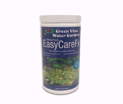 Natural Pond Easy Care FX 32 oz-plant & fish safe-water clarifier-stream cleaner