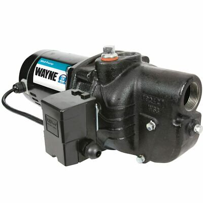 Wayne SWS75 - 3/4 HP Cast Iron Shallow Well Jet Pump