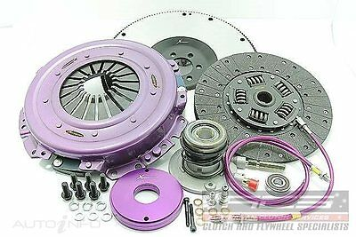 Holden Commodore VE V8 SS LS2 LS3  Xtreme Heavy Duty Clutch Kit Flywheel &Slave