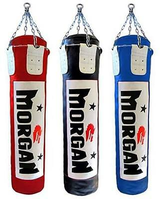 Morgan 5 Foot Boxing/ Mma Bag Swivel And Chain Inc.(Unfilled)