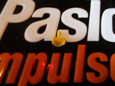 """""""NEW"""" Paslode Part # 900697  STEM ADAPTER (Yellow) fits finish nailers"""