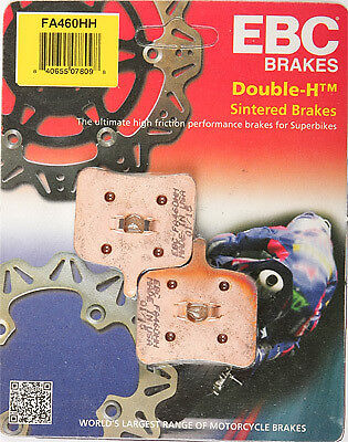 EBC HH Rear Brake Pads Buell 1125 CR 09-10 1125 R 08-10 WP15-460 Front FA460HH