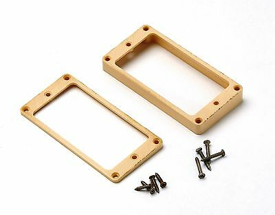 Aged Mounting Rings Set- True Historic - Fits To Les Paul ® - Montreux Retrovibe