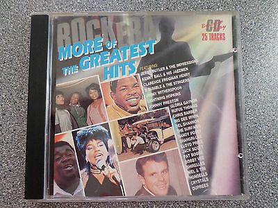 Rock Era More Of The Greatest Hits - Various Artists - Cd - Album