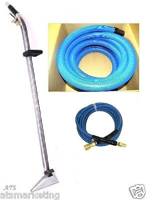 """Carpet Cleaning 12"""" Truckmount / Portable Wand, Hoses"""