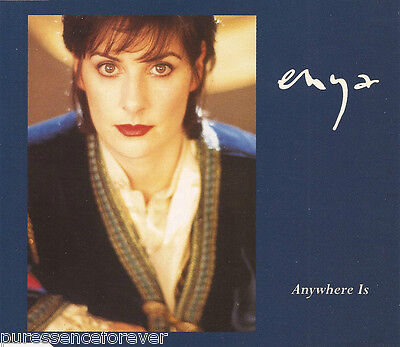 ENYA - Anywhere Is (UK 3 Track CD Single Part 1)
