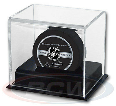 Ice Hockey Puck Display Case