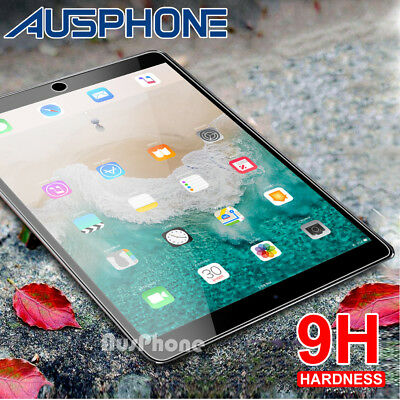 Scratch Resist Tempered Glass Screen Protector Film For iPad Air 1 2 iPad 6 2018